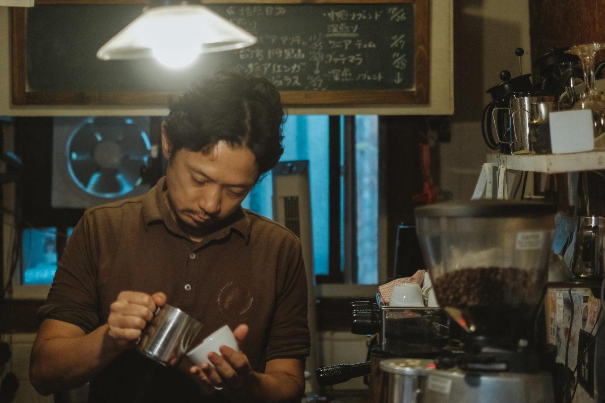 栄町市場にコーヒー好きを呼び寄せる珈琲の名店 COFFEE potohoto