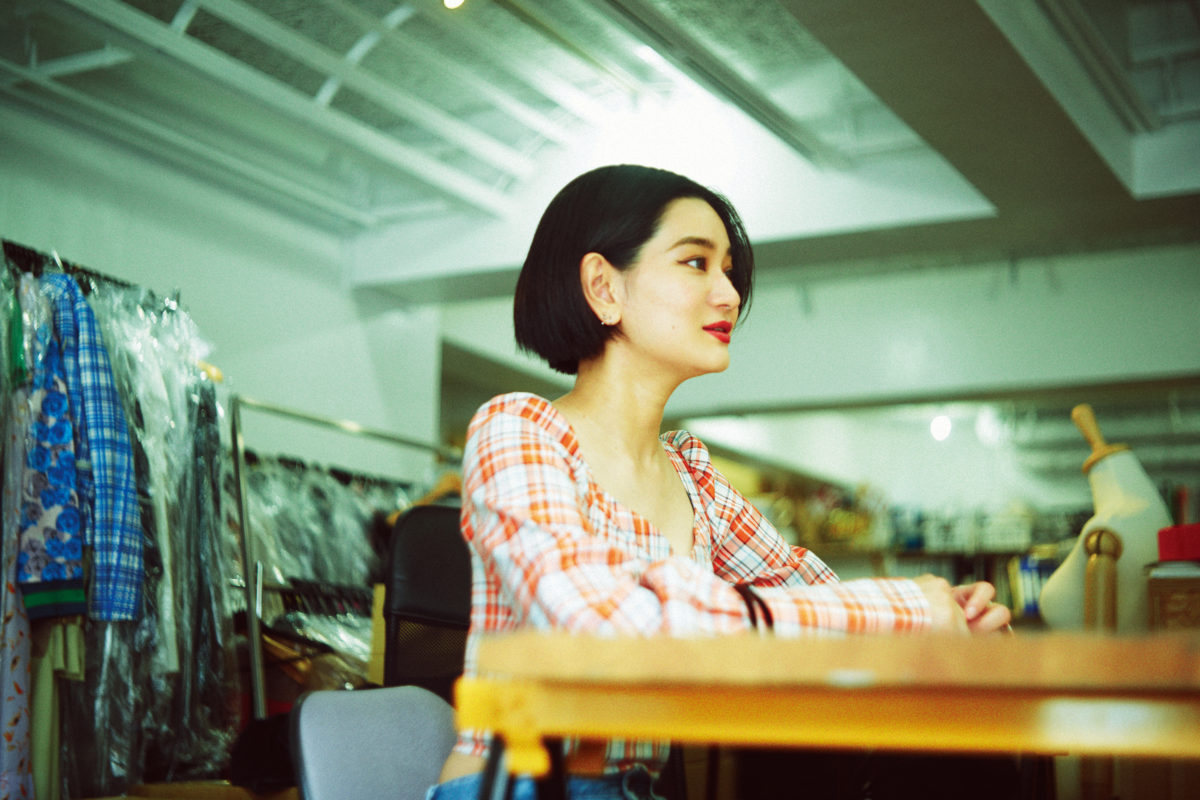Champlu's Choose FEMALE ARTISTS – 平安座レナ